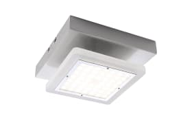 LED-Deckenleuchte Q-Vidal Smart Home, 24 x 24 cm