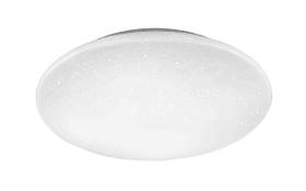 LED-Deckenleuchte Uranus in weiß