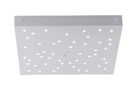 LED-Deckenleuchte Lola-Stars in weiß