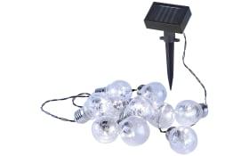Solar-Lichterkette Helge, 10-flammig