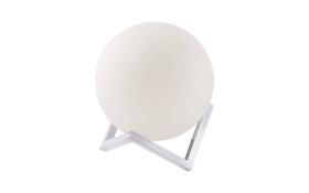 LED-Tischleuchte Q-Manuel in weiß