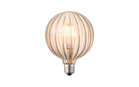 LED-Leuchtmittel Diy Globe in amber 4W / E27, 18 cm