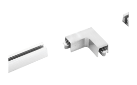 MH-Stromschienenverbinder Track 4 24540 in nickel matt