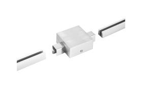 Stromschienen-Mitteleinspeisung HV Track 4 NR. 24570 in nickel matt