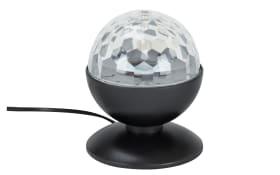 RGB-LED Tischleuchte 7357015 in schwarz