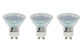 LED-Leuchtmittel 0520003 3W / GU10, 3er-Pack