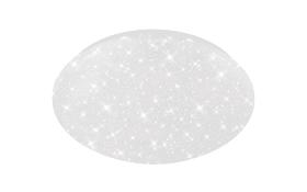 LED-Deckenleuchte Starlight in weiß