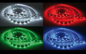 RGB-LED-Flexband, 5 m