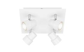 LED-Deckenleuchte Spot in weiß, 26,5 cm