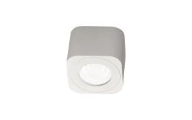 LED-Deckenleuchte Palmi in weiß