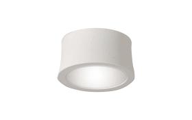 LED-Deckenleuchte Ponza in weiß