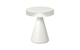 LED-Tischleuchte Neutra in weiß, 20 cm