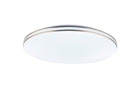 LED-Deckenleuchte Pierre in weiß, 53 cm