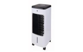 Standventilator Air Cooler in weiß mit Wassertank, 79 cm