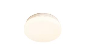LED-Deckenleuchte Clean in weiß, 25,5 cm