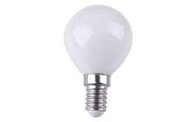 LED-Tropfen 3W / E14 aus Vollglas