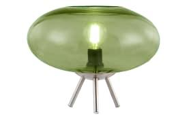 Tischleuchte Lille in grün