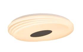 LED-Deckenleuchte Ube in weiß, 40 cm