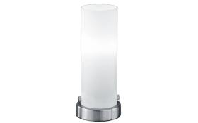 LED-Tischleuchte mit Touchfunktion in weiß