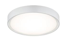 LED-Deckenleuchte Clarimo in weiß