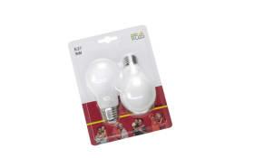 LED-Leuchtmittel E27 in weiß