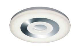 LED-Deckenleuchte Shaolin in weiß