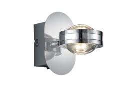 LED-Wandleuchte Lentil, 2-flammig