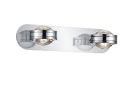 LED-Wandleuchte Lentil, 4-flammig
