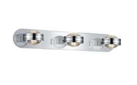 LED-Wandleuchte Lentil, 6-flammig