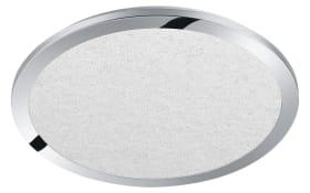 LED-Deckenleuchte Cesar rund, 26 cm