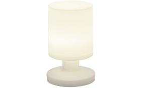 LED-Außentischleuchte Lora in weiß
