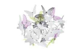 Deckenleuchte Butterfly in weiß