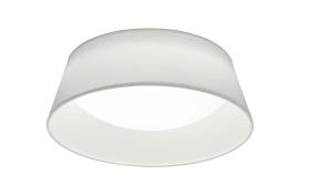 LED-Deckenleuchte Ponts in weiß