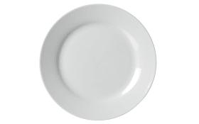 Frühstücksteller Bianco in weiß, 19 cm