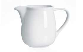 Milchkrug Bianco in weiß, 0,75 l