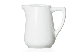 Gießer Bianco in weiß, 0,25 l