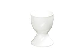 Eierbecher Bianco in weiß, 15 cm
