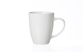 Kaffeebecher Suomi in cremeweiß, 310 ml