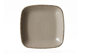 Suppenteller Casa in grau, 22 cm
