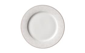 Speiseteller Isabella in weiß, 20,5 cm