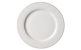 Speiseteller Isabella in weiß, 27 cm
