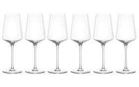 Rieslingglas 400 ml Puccini, 6-teilig