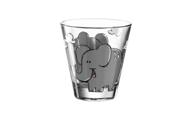 Kinderbecher Bambini Elefant, 215 ml