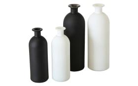 Flaschenvase Purina in weiß oder schwarz