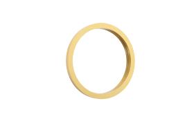 Spiegel Jones in gold, 25 cm