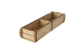 Holzbox Rygge in hellbraun, 15 x 9 x 58 cm