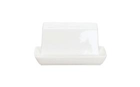 Butterdose klein à table, ca. 8,8 x 11 cm