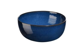 Salatschale saisons midnight blue, 22 cm