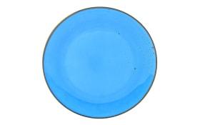 Speiseteller Nature Collection in med blue, 27 cm