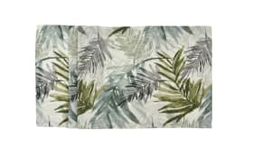 Tischläufer Palm Shades in pine, 40 x 100 cm